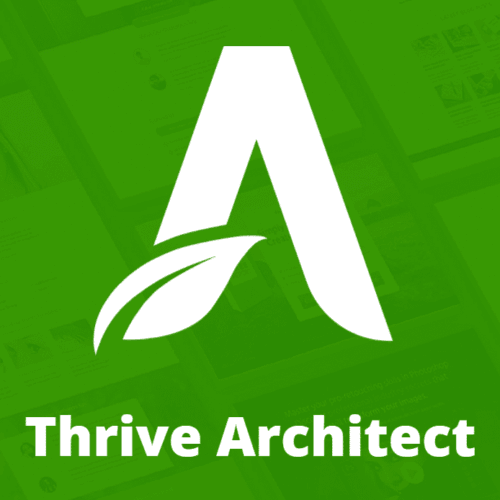 Thrive architect logo